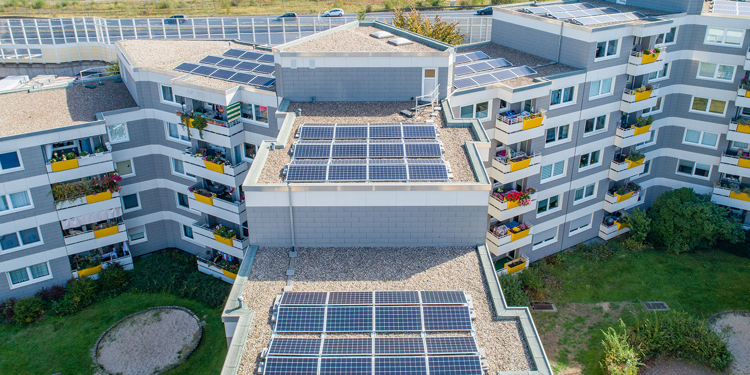 SOLARIMO Photovoltaik Mieterstrom in Duisburg